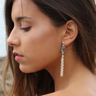 Boucles d'oreilles Kara