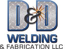 D&D Welding Logo