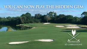 Once a Private Golf Experience is NOW AVAILABLE TO EVERYONE!