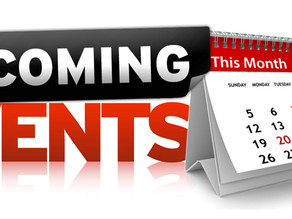 Member Event Calendar