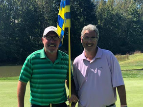 2019 Knob Hill Golf Club Member- Member Champions