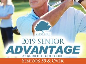 2019 Senior Advantage at Knob Hill Golf Club