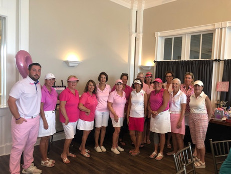 Play for Pink at Knob Hill Golf Club
