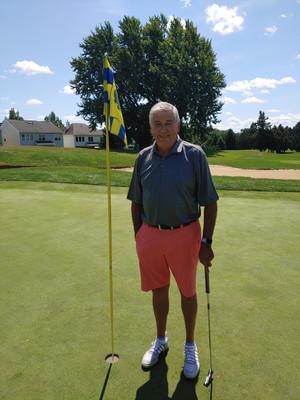 2019 Senior Club Champion- Bill Coe