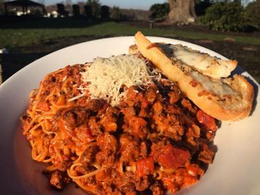 Granma D's Bolognese over Linguini.jpg