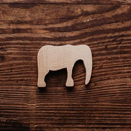 Nr. 41, Elefant Spaltreifen