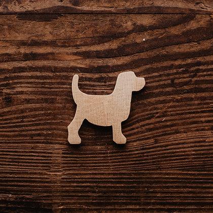 Nr. 38, Hund Spaltreifen