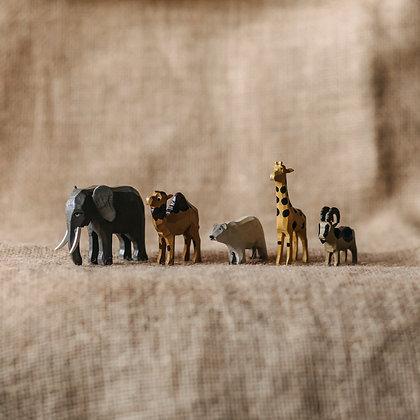 Zootiere 1 - Größe 4