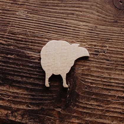 Nr. 14, Schaf Spaltreifen