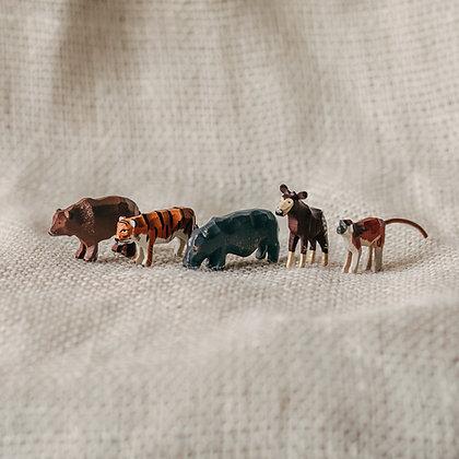 Zootiere 2 - Größe 4