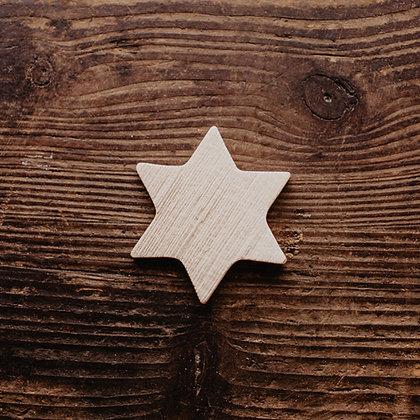 Nr. 5, Stern Spaltreifen