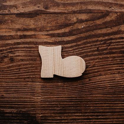 Nr. 32, Schuh Spaltreifen