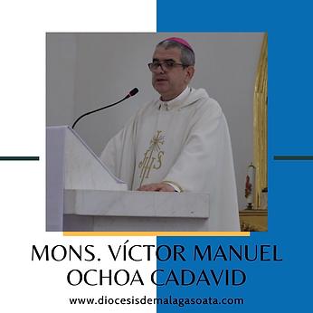 Monseñor Víctor Manuel Ochoa Cadavid