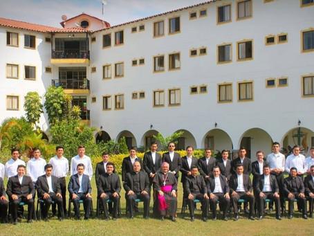 Inicia actividades en el Seminario Mayor