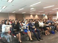 AIA友邦保險-ACE team (29.9.2016)