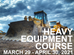 Heavy Equipment Course