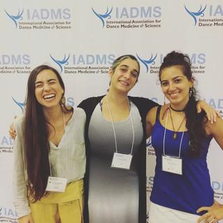 International Association for Dance, Medicine & Science conference 2017
