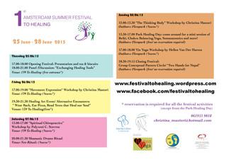 Festival Programme Release