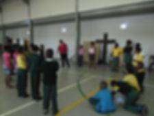 children fisantekraal