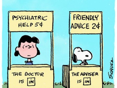How to Ask for Advice