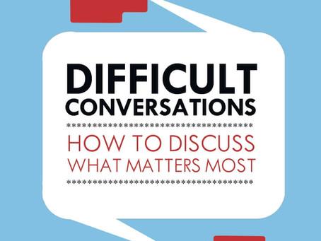 Difficult Conversations — Book Summary