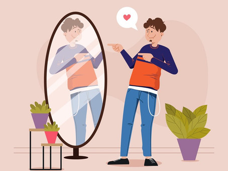 Build Self-Esteem, Not Ego