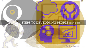 8 Steps to Developing People – 3 of 8