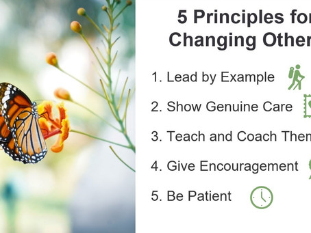 How to Change Others