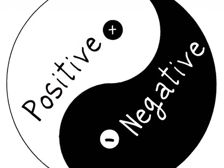 Wisdom Quote: Desiring the Positive and Accepting the Negative