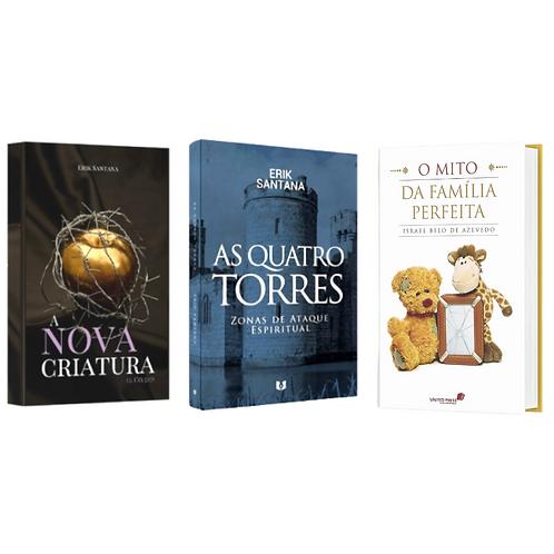 BOX Livros - Nova Vida Cristã (II)