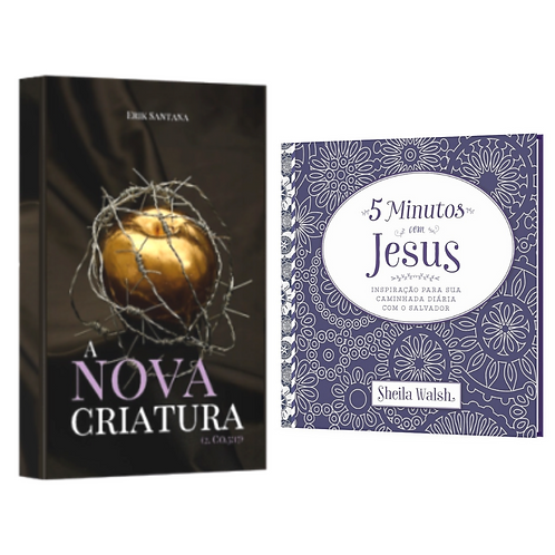KIT Livros - Cristã Renovada