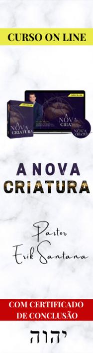 Pastor Erik Santana - Curso A Nova Criat