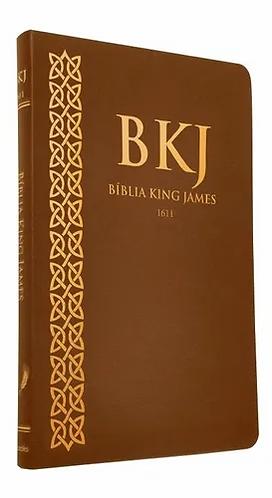 Bíblia King James - 1611 (Ultra Fina)