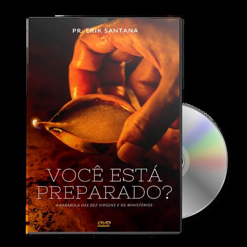 DVD Mensagem - Você Está Preparado?