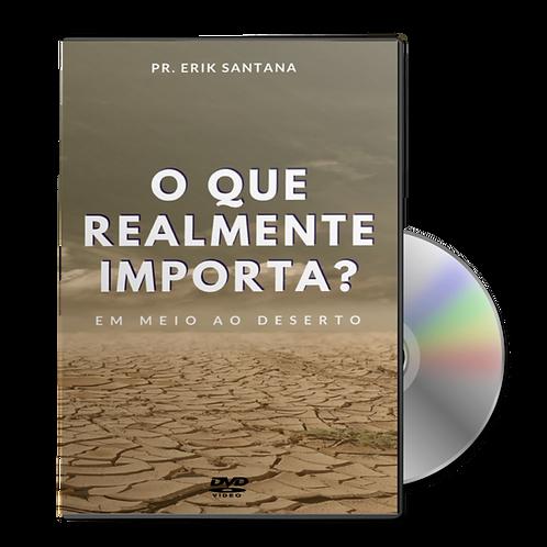 DVD Mensagem - O Que Realmente Importa?