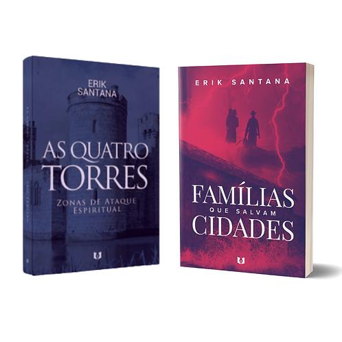 Kit Livros - Erik Santana (II)