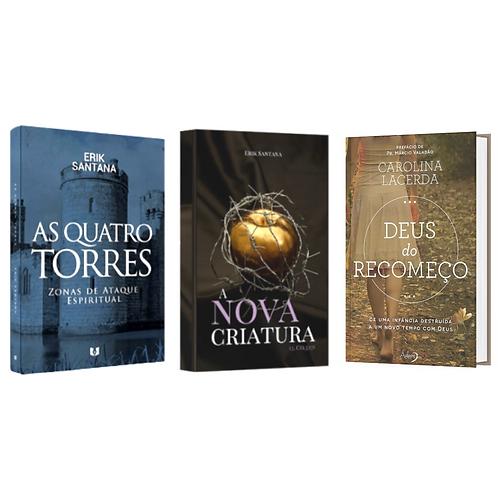 BOX Livros - Nova Vida Cristã (III)