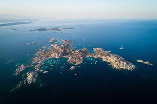 Aerial view of Lavezzi island near Corsica island, France.jpg