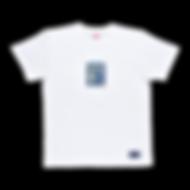 旅する版画家Tシャツ正面全体