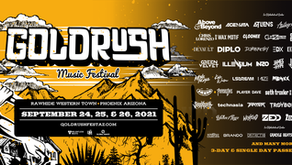 Goldrush Announces Phase 2 Lineup & Artist By Day!