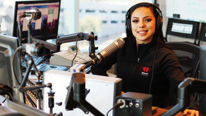 104.7 KISS FM Radio DJ Suzette Pregnant!!