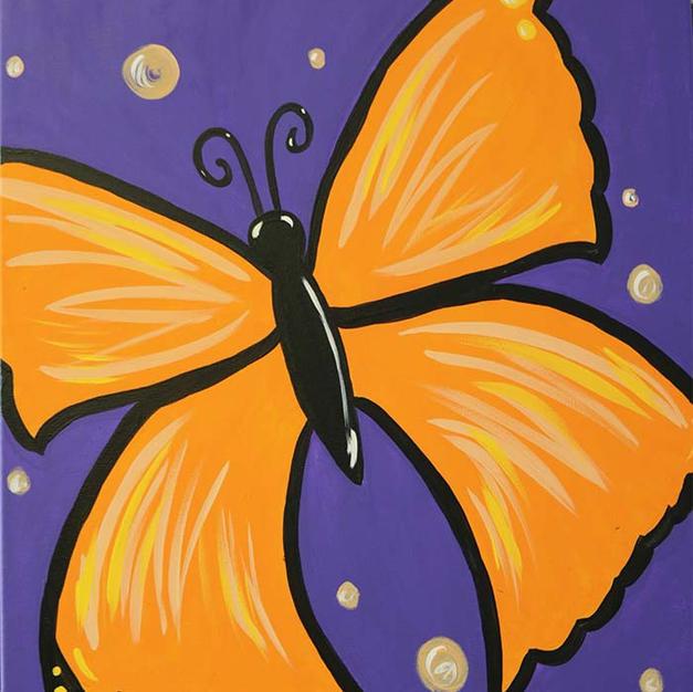 Butterfly Joy