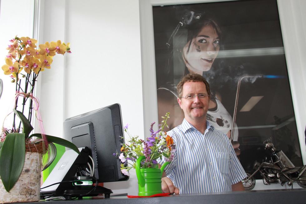 Walter Seiwald Geschäftsführung Außendienst
