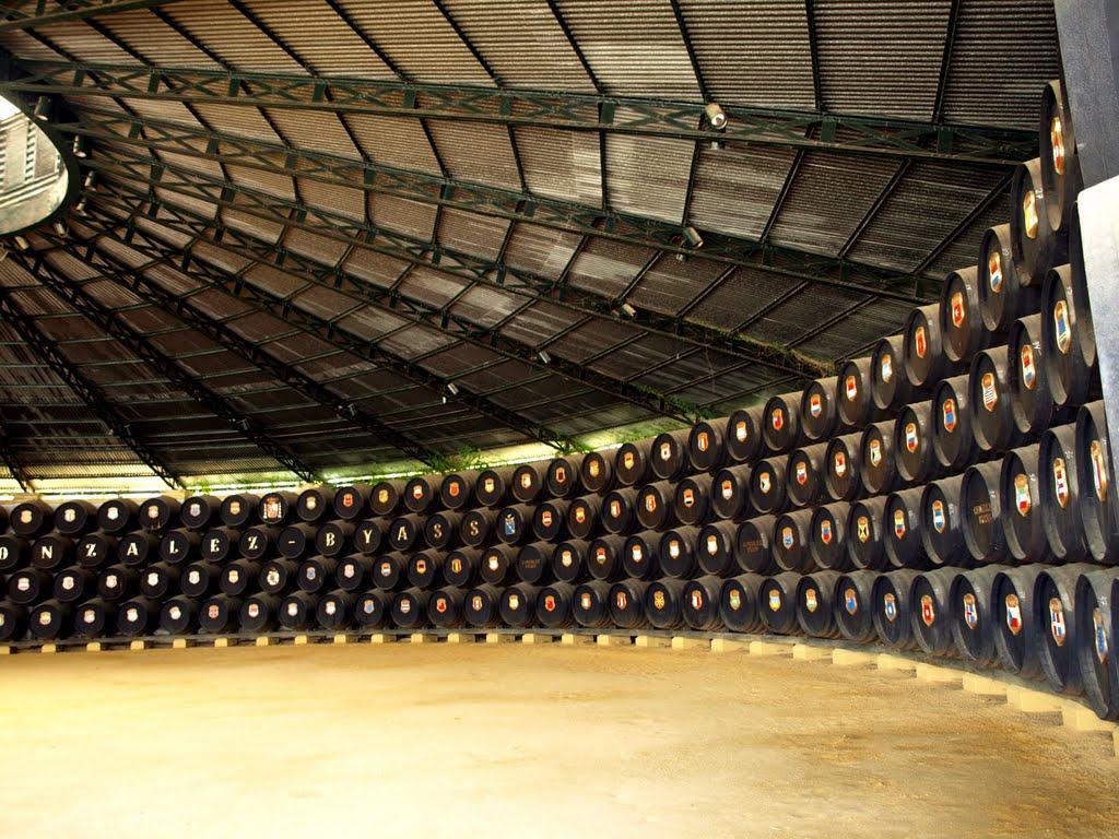 Sherry Winecellar, Jerez