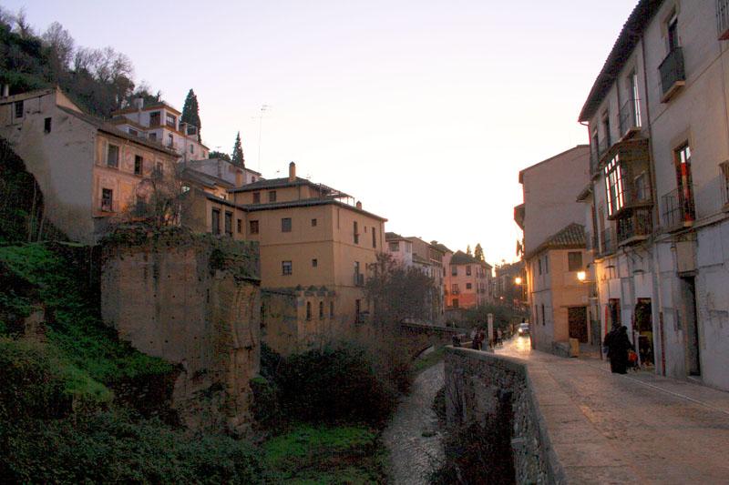 Old city, Granada