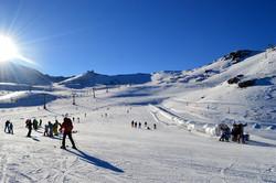 Sierra Nevada Ski Station, Granada