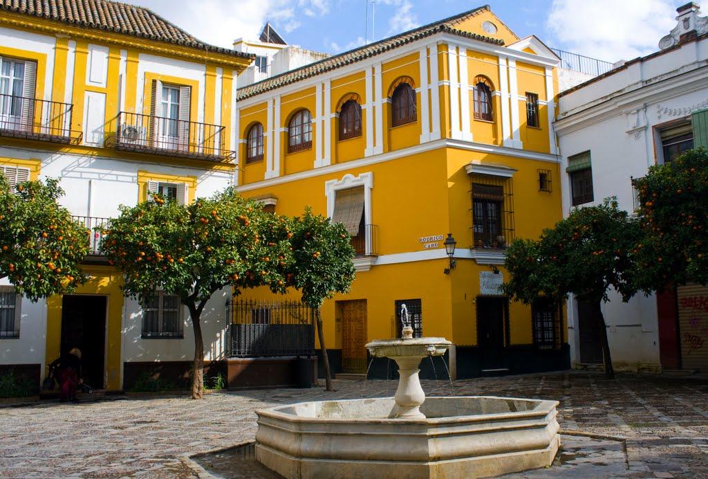 Santa Cruz Quarter, Seville