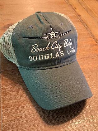 Beach City Baby Hat, Version 3.