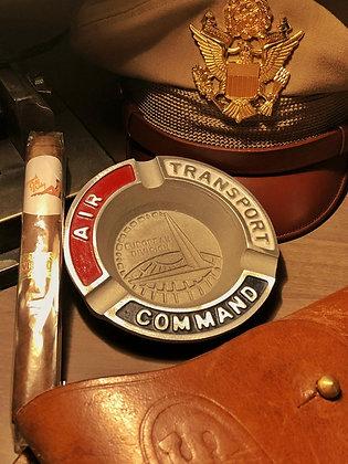 Air Transport Command Ashtray & Custom Cigar