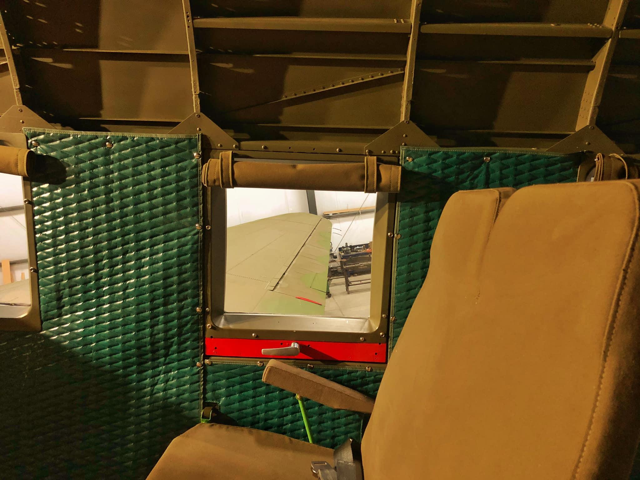 C-53 passenger seat